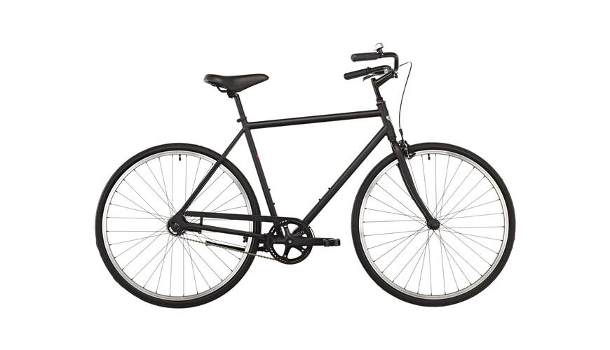 Electra Loft 1 - Bicicleta de paseo Hombre - Men's negro
